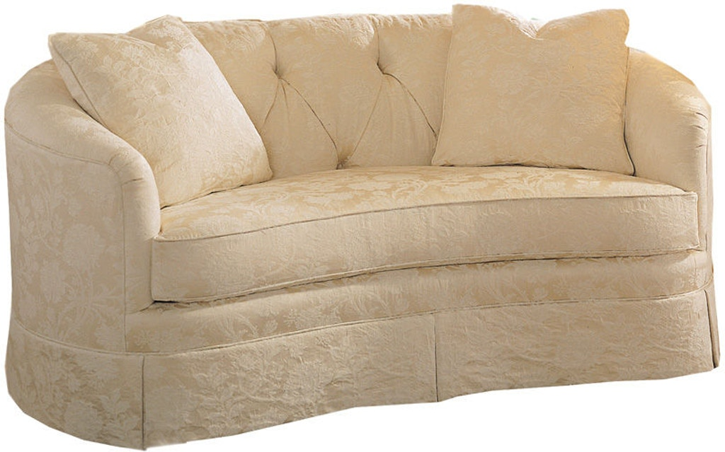 Sherrill Furniture Living Room One Cushion Sofa 3381 At Louis Shanks