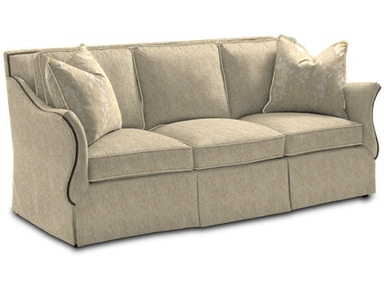 Swell Sherrill Living Room Three Cushion Sofa 3419 Pala Brothers Home Interior And Landscaping Palasignezvosmurscom