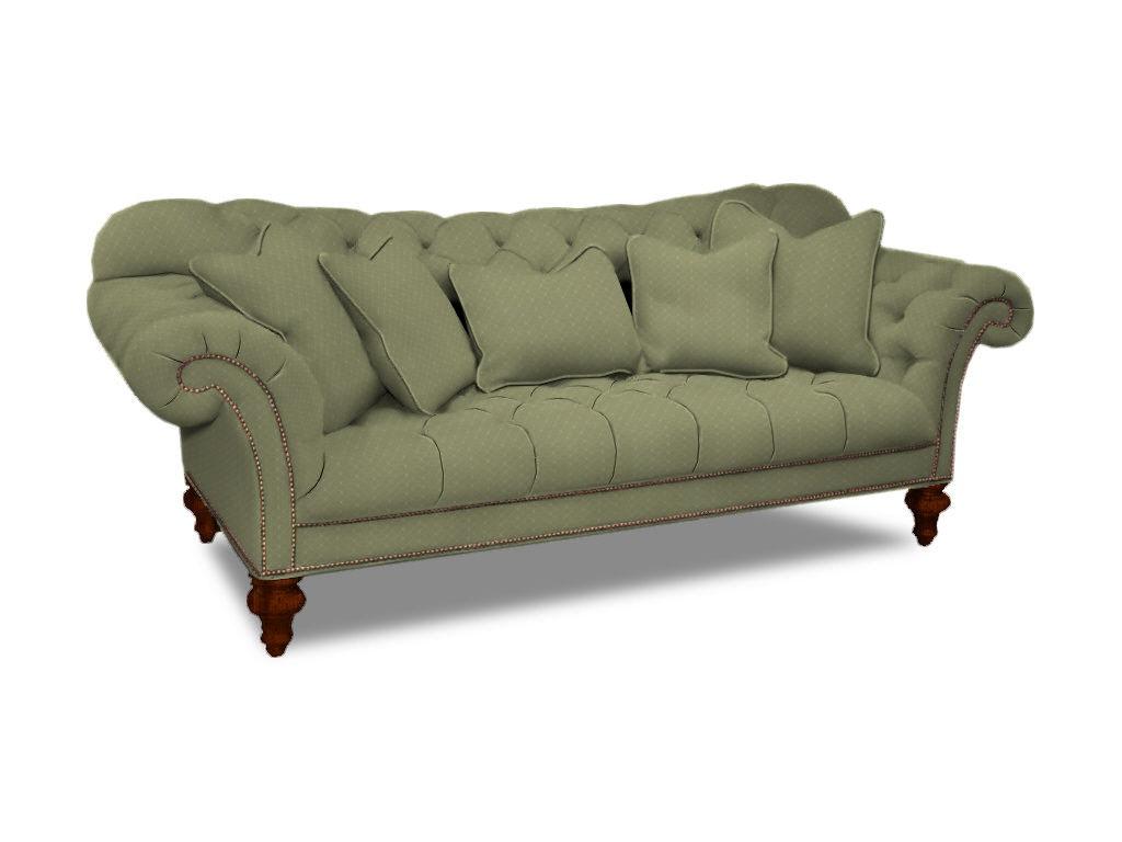 sherrill furniture living room one cushion sofa 5259 louis shanks rh louisshanksfurniture com sherrill furniture sofa prices Sherrill Sectional Sofas