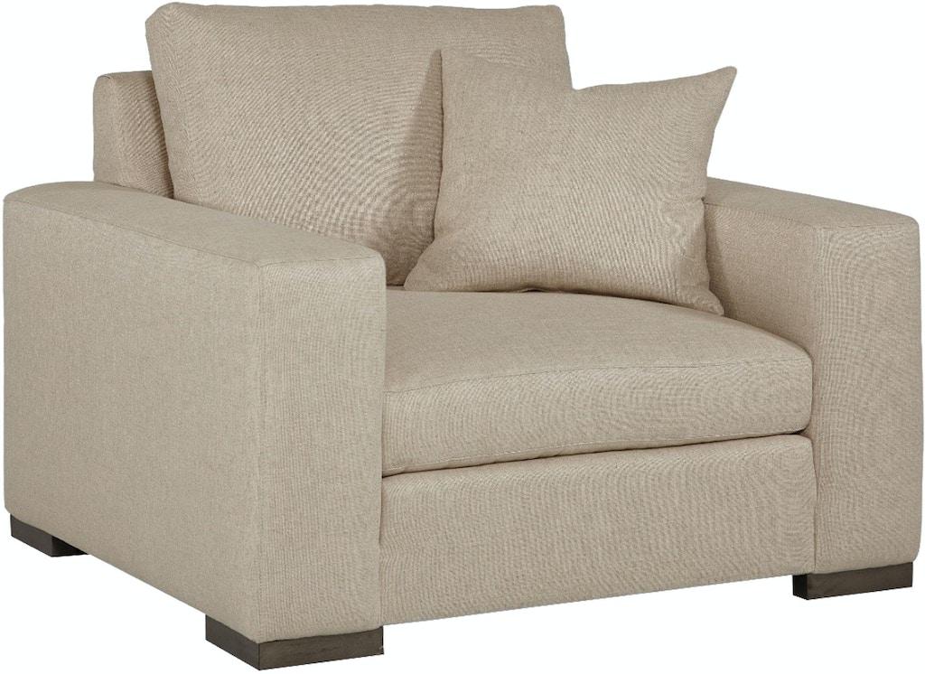 Phenomenal Sherrill Furniture Living Room Lounge Chair 6301 Louis Evergreenethics Interior Chair Design Evergreenethicsorg