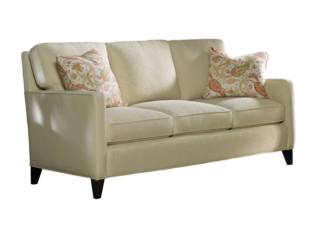 sherrill living room sofa 715733  cherry house furniture