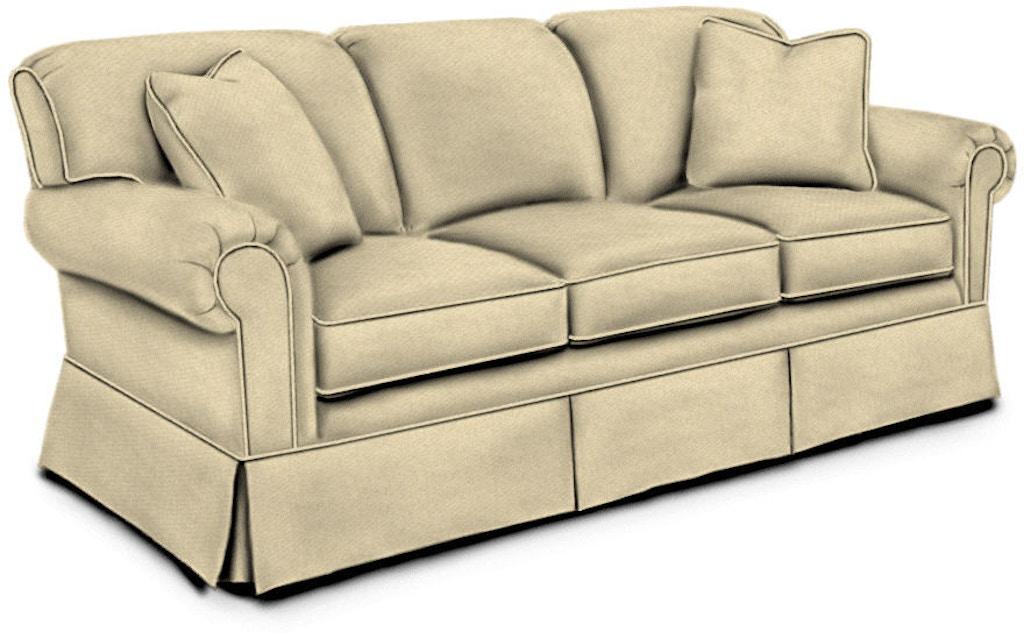 Sherrill Living Room Three Cushion Sofa Sleeper 7159 33