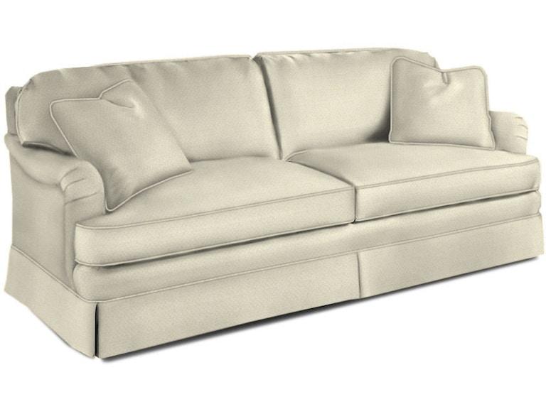 sherrill living room sofa 9624-ess - sherrill furniture - hickory, nc