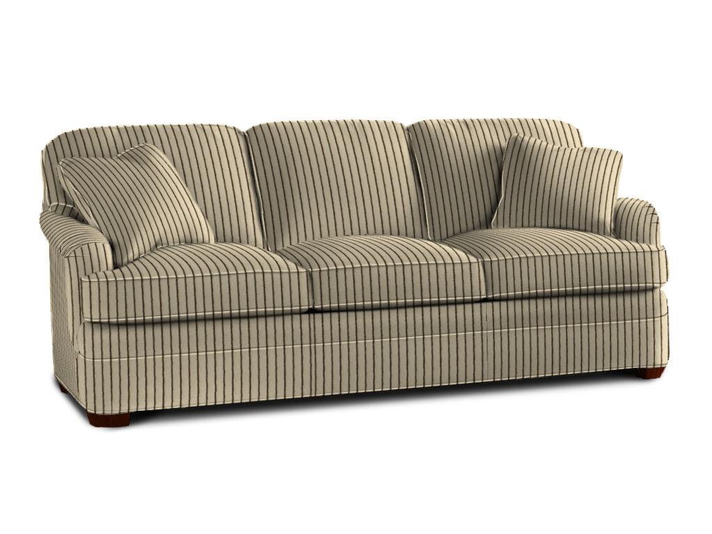 Sherrill Furniture Living Room Sofa 9634 Louis Shanks