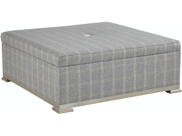 Fantastic Sherrill Living Room Storage Ottoman Dc405 Mcarthur Short Links Chair Design For Home Short Linksinfo