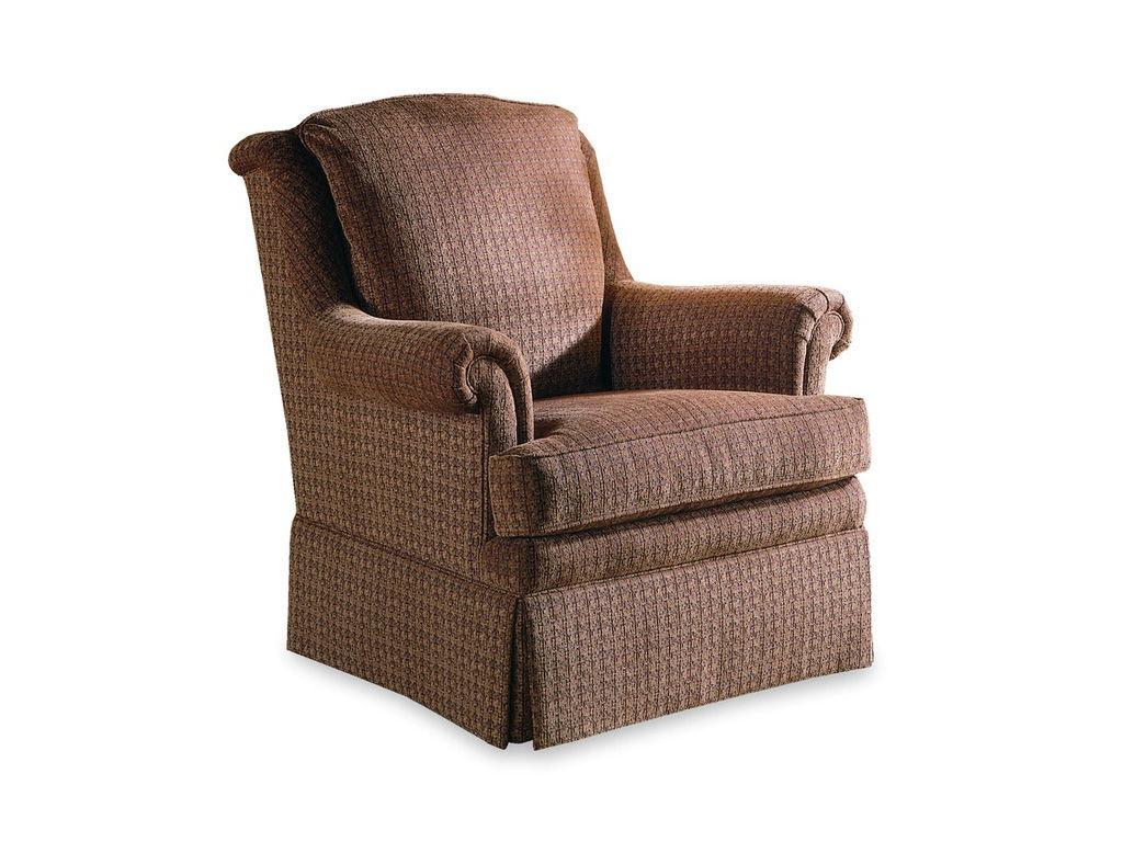 Sherrill Furniture Living Room Motion Swivel Chair Swr1330