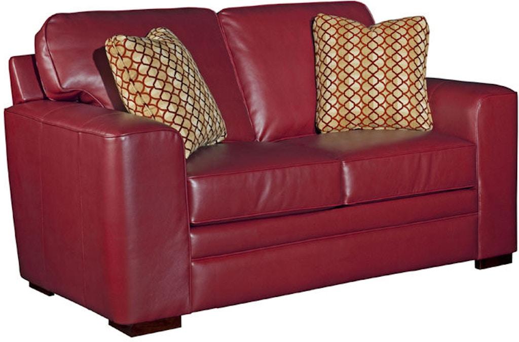 Broyhill Living Room Monza Loveseat 3481 1 Warehouse