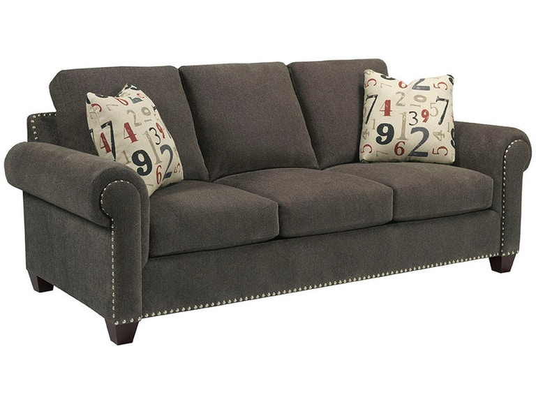 Broyhill Rowan Queen Air Dream Sofa Sleeper 3652 7a