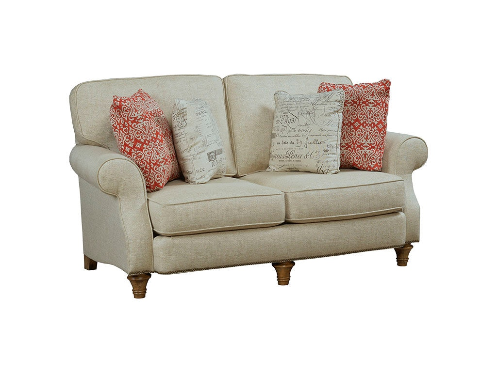 living room furniture lexington ky broyhill living room whitfield loveseat 3666 1 burke 22356
