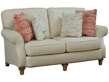 Broyhill Whitfield Loveseat 3666 1
