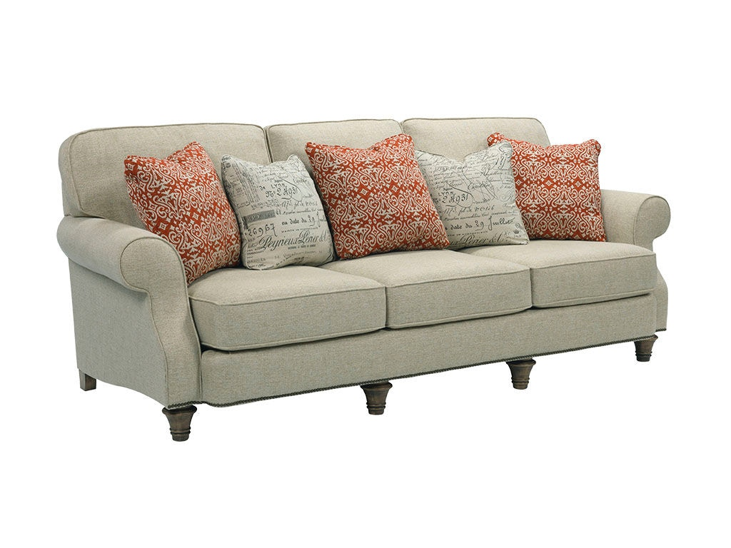 Broyhill Living Room Whitfield Sofa 3666 3 At Waltman Furniture
