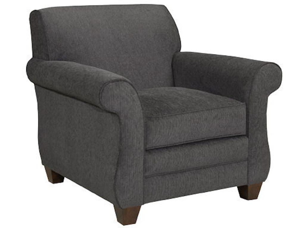 Broyhill Living Room Greenwich Chair 3676 0 Quality Furniture Murfreesboro Tn