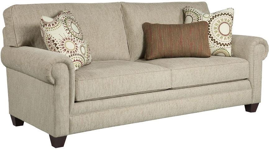 Broyhill Living Room Monica Sofa 3678 3 Simply Discount