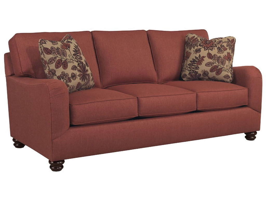 Broyhill living room parker queen goodnight sleeper sofa for Sofa eller couch