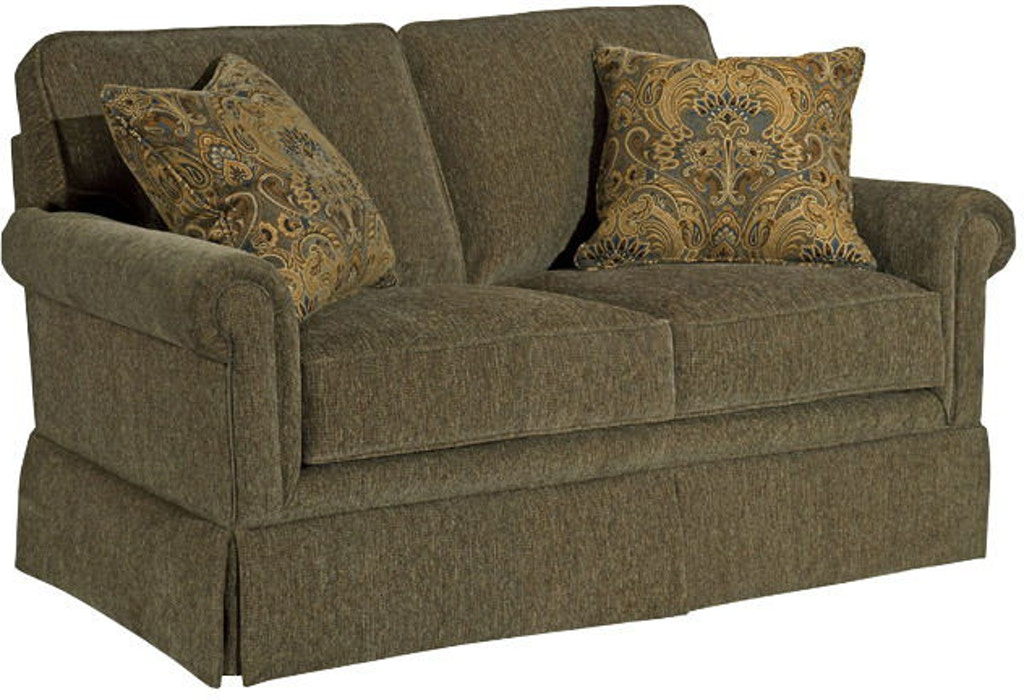 Broyhill Living Room Audrey Loveseat 3762 1 At Carol House Furniture