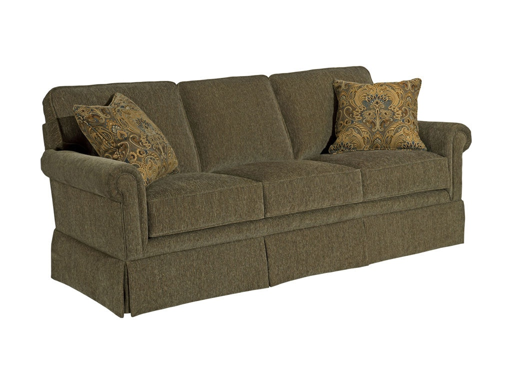 Broyhill Living Room Audrey Sofa 3762 3 Carol House Furniture
