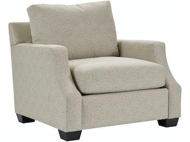 4212 000 Chambers Chair Broyhill Fabric Upholstery