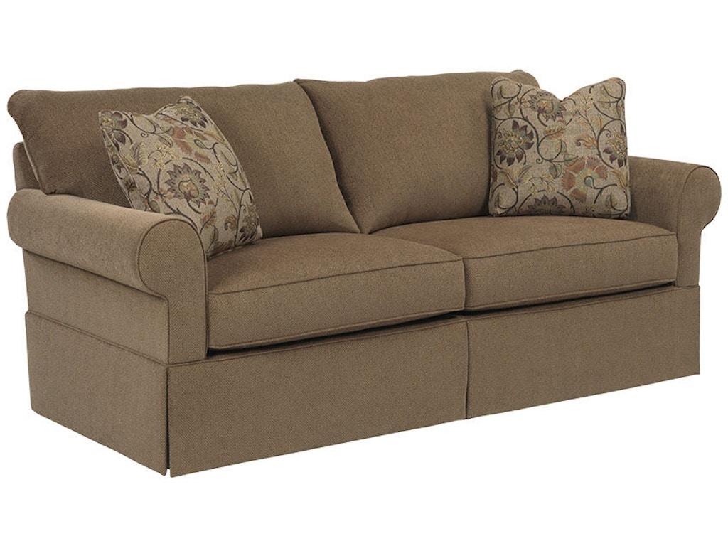 Broyhill Living Room Uptown Sofa 4235 3 Quality Furniture Murfreesboro Tn
