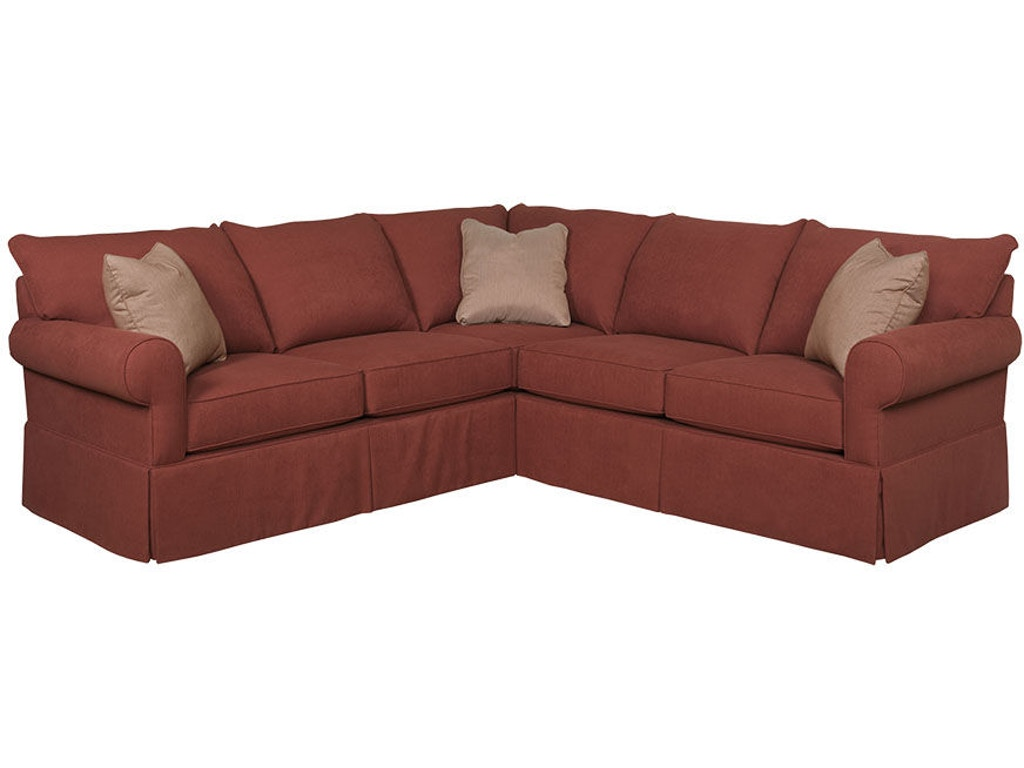 Broyhill Living Room Uptown Sectional 4236 Sectional