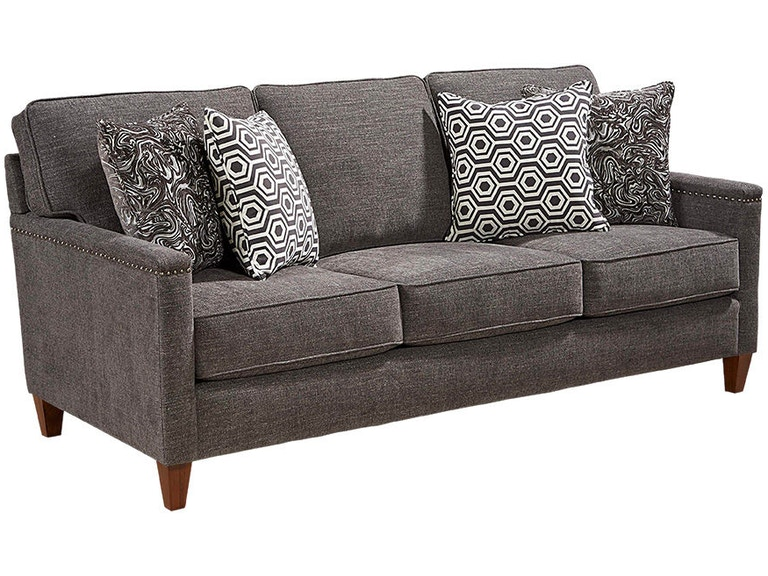 Broyhill Lawson Sofa 4254 3fabrics Finishes Pieces Shown In Photography May Not
