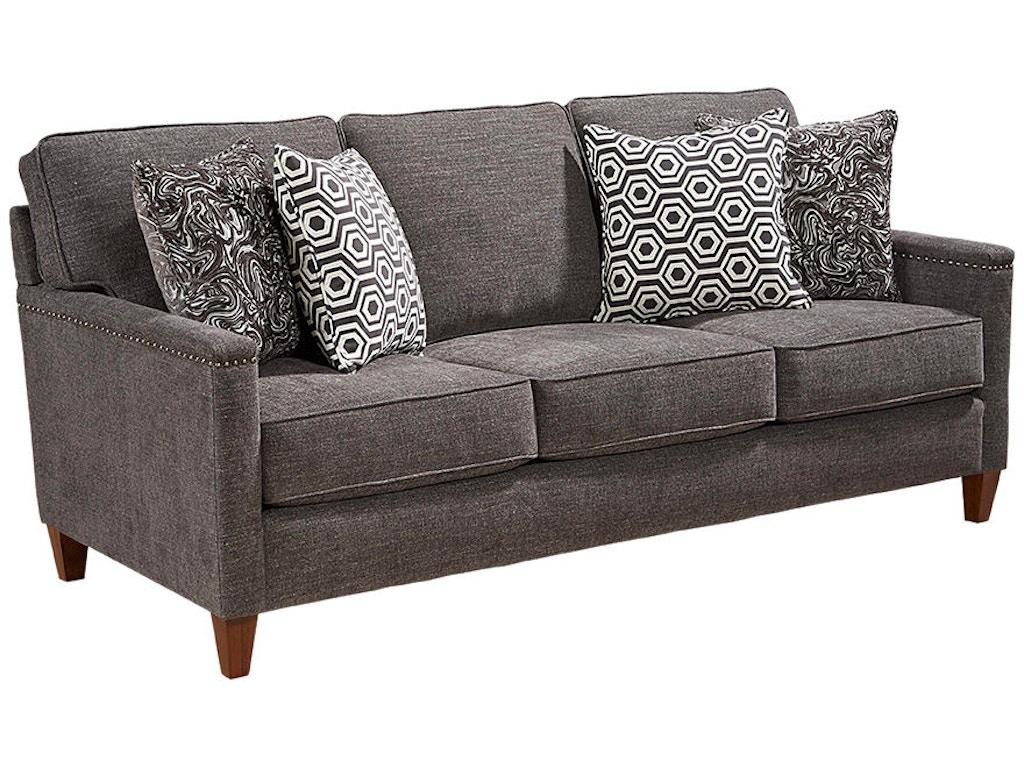 Broyhill Living Room Lawson Sofa 4254 3 B F Myers