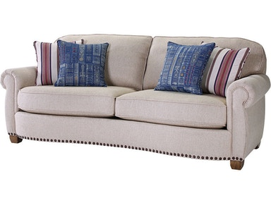 Broyhill Living Room New Vintage Sofa 4258 3 Carol House Furniture Maryland Heights And Valley Park Mo