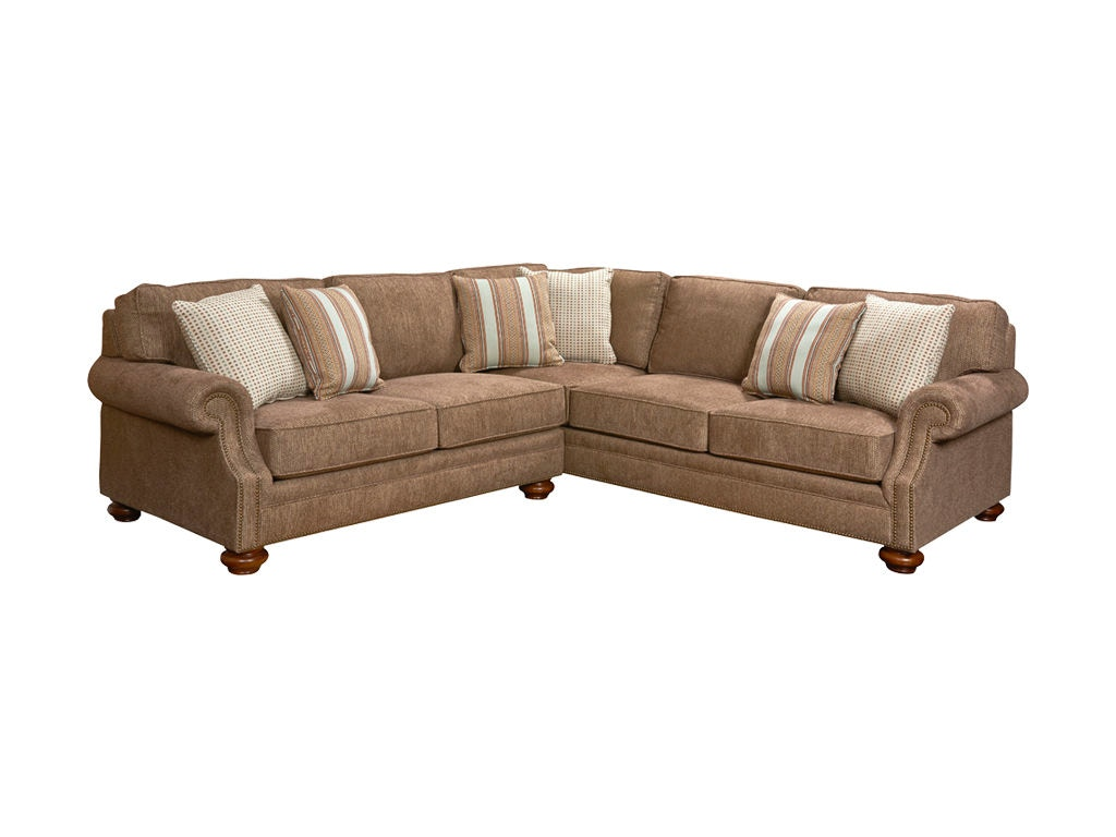 Broyhill Heuer Sectional 4261 Sectional