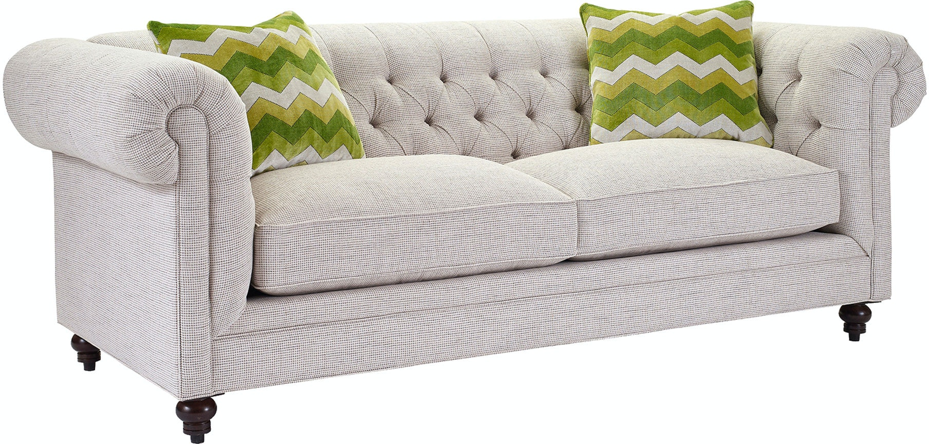 Broyhill Living Room Heath Sofa 4268 3 Homique