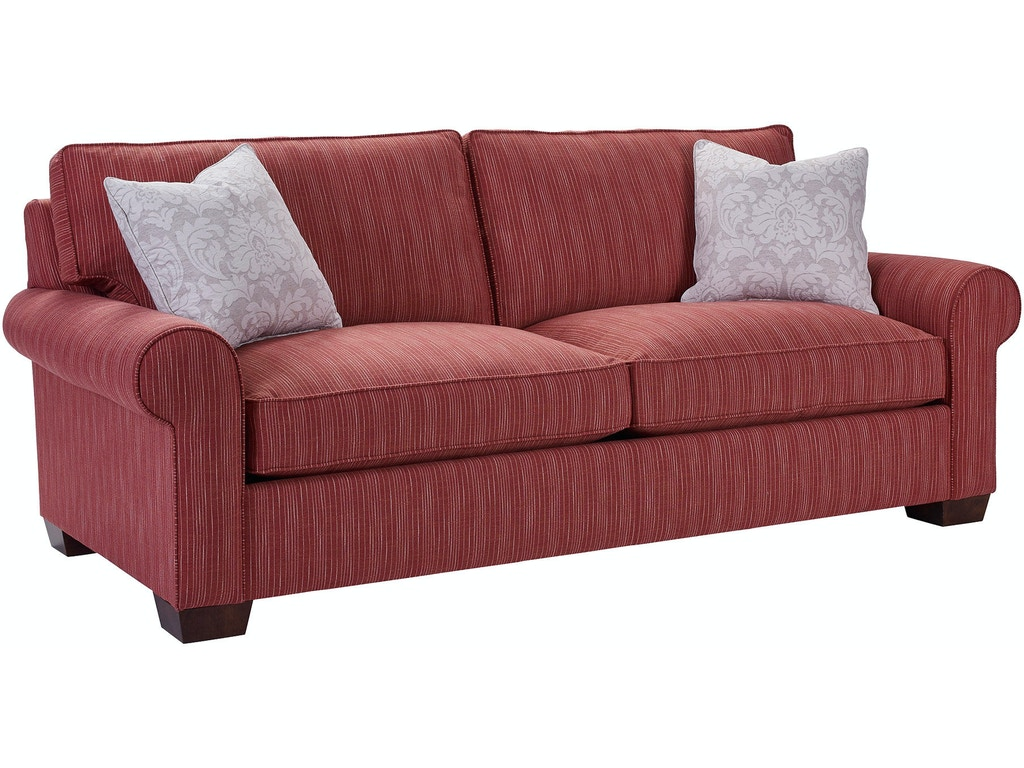 Broyhill Living Room Isadore Sofa 4272 2 Quality Furniture Murfreesboro Tn