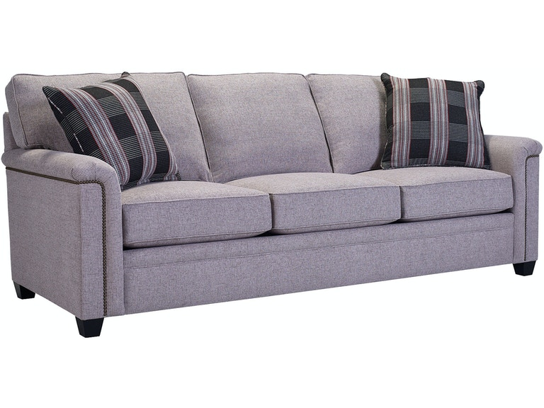 Broyhill Warren Sofa 4287 3fabrics Finishes Pieces Shown In Photography May Not