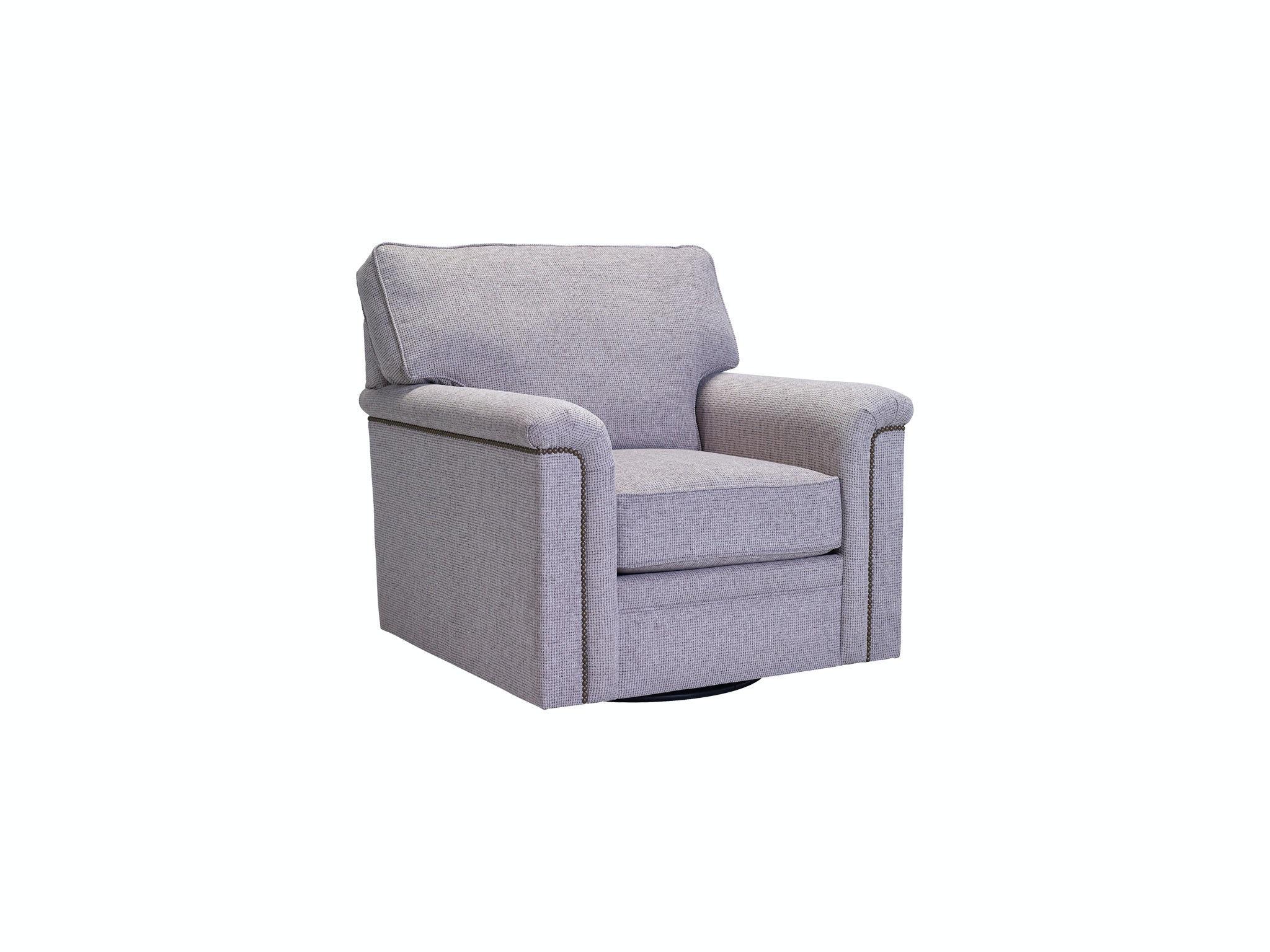 Broyhill Warren Swivel Chair 4287 8