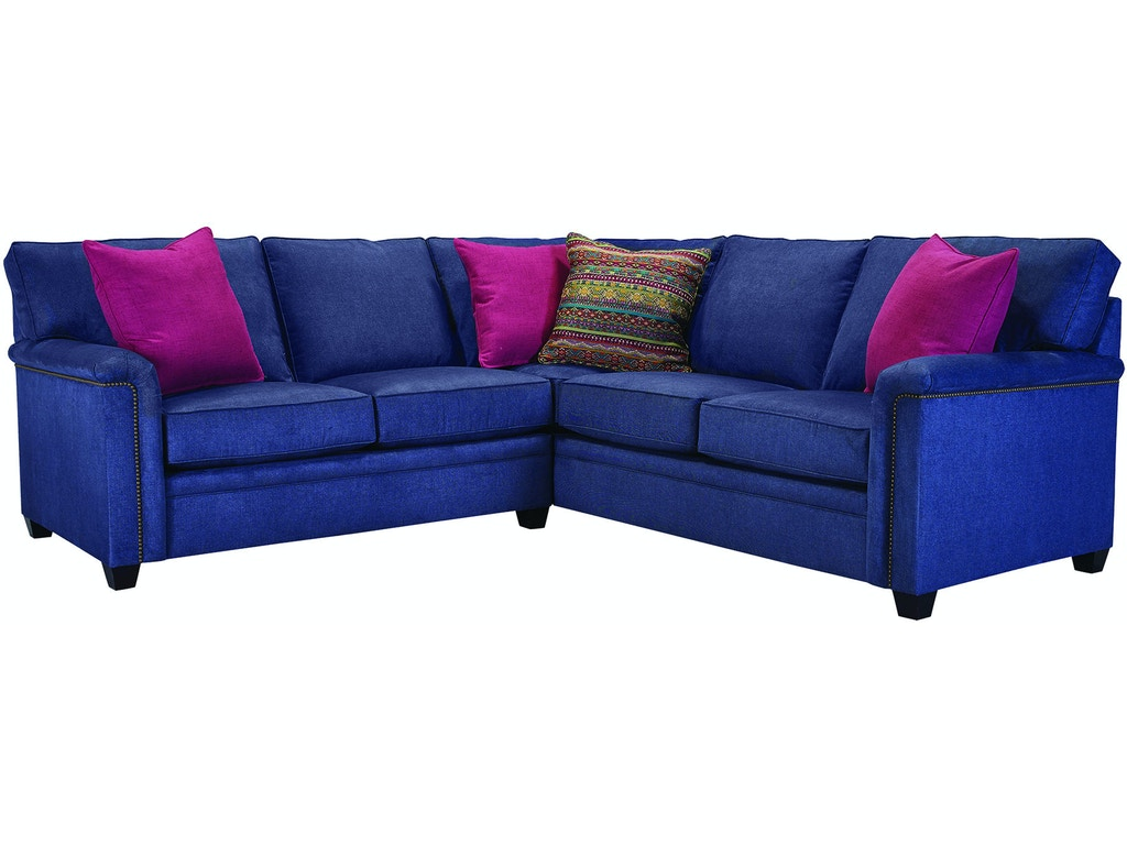 Broyhill Living Room Warren Sectional 4288 Sectional Quality Furniture Murfreesboro Tn