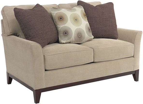 Broyhill Living Room Perspectives Loveseat 4445 1