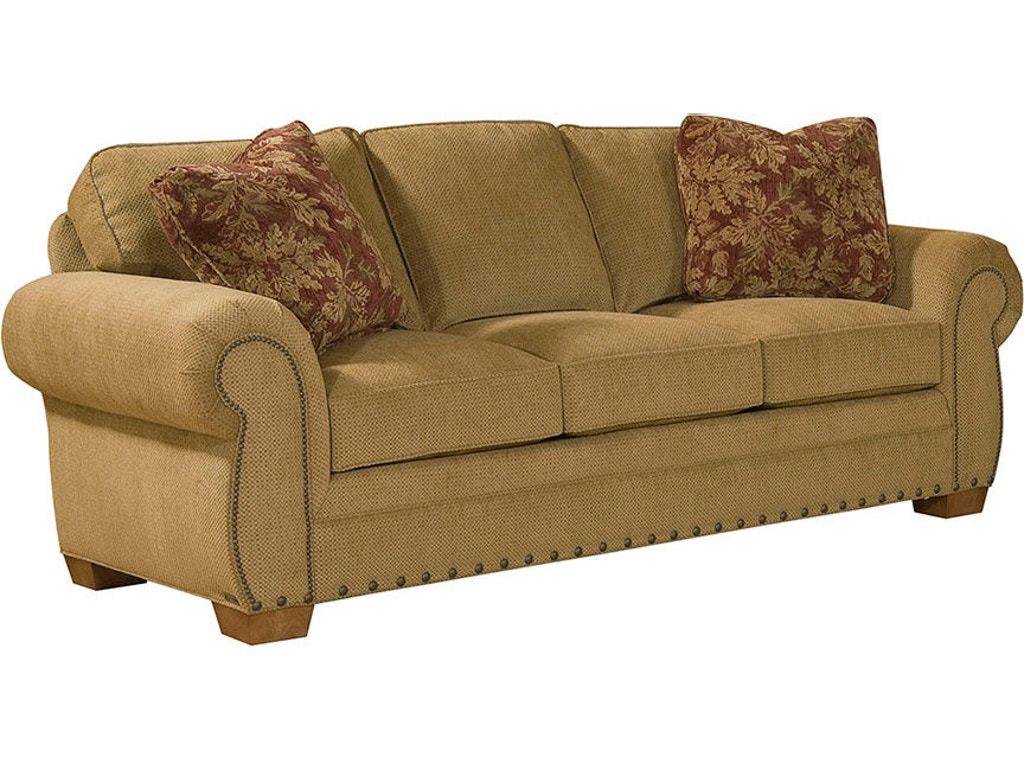 Broyhill Living Room Cambridge Queen Air Dream Sleeper 5054 7a Quality Furniture