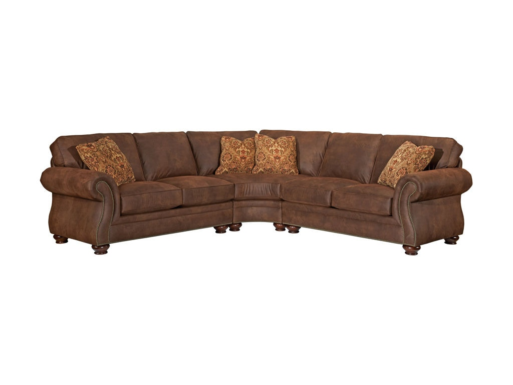 Broyhill Living Room Laramie Sectional 5080 Sectional