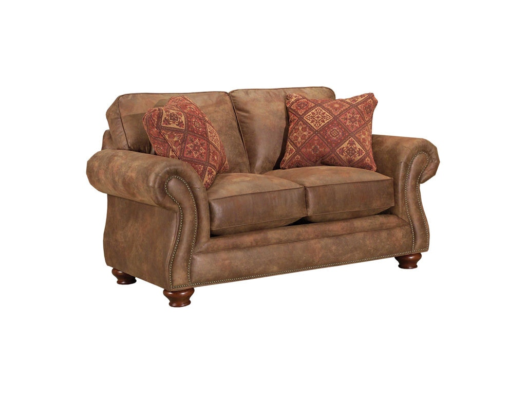 Broyhill Living Room Laramie Loveseat 5081-1 - High Country Furniture u0026 Design - Waynesville ...
