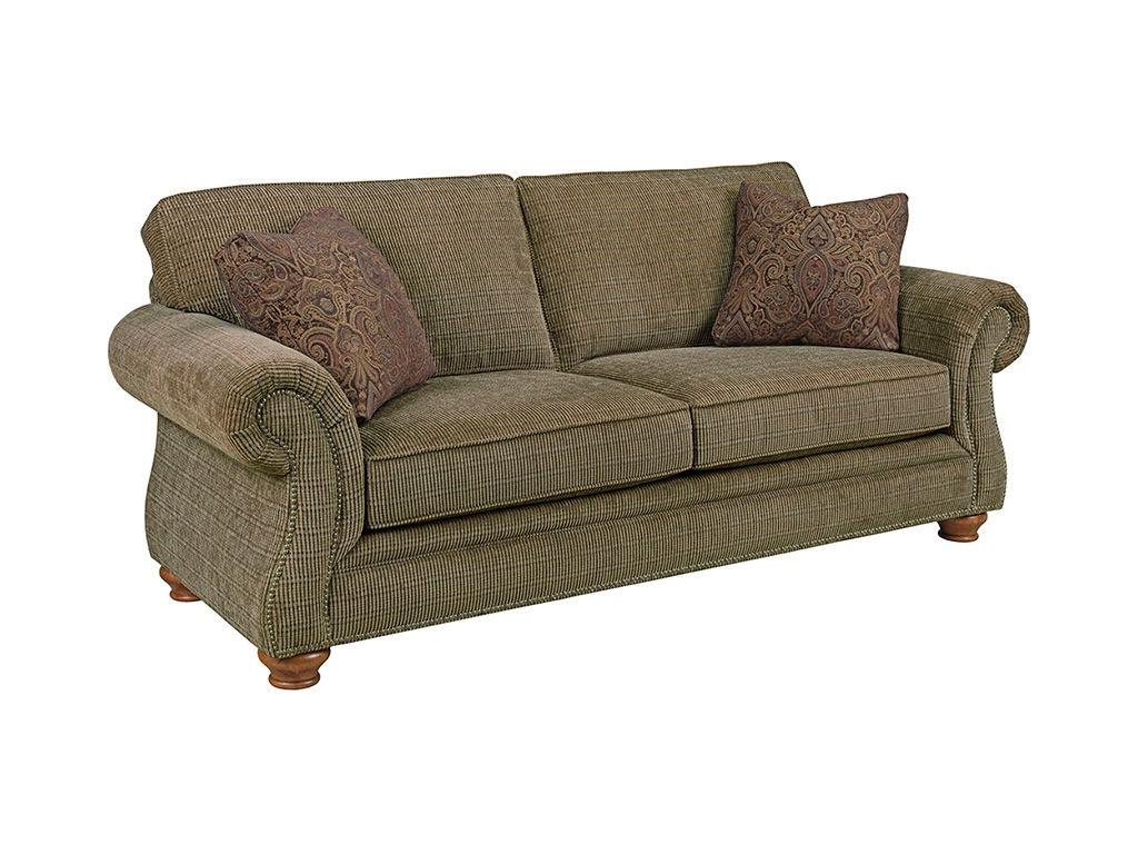 Broyhill Living Room Laramie Sofa 5081 3 Carol House Furniture