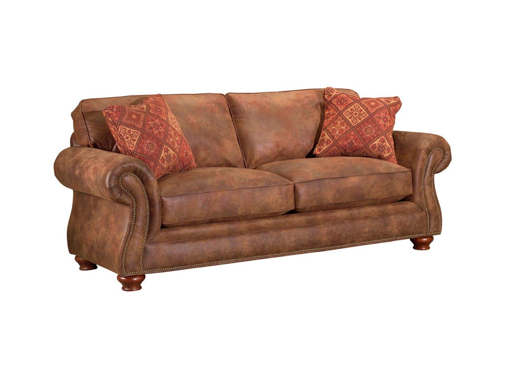 Broyhill Living Room Laramie Sofa Sleeper 5081 7 Indian