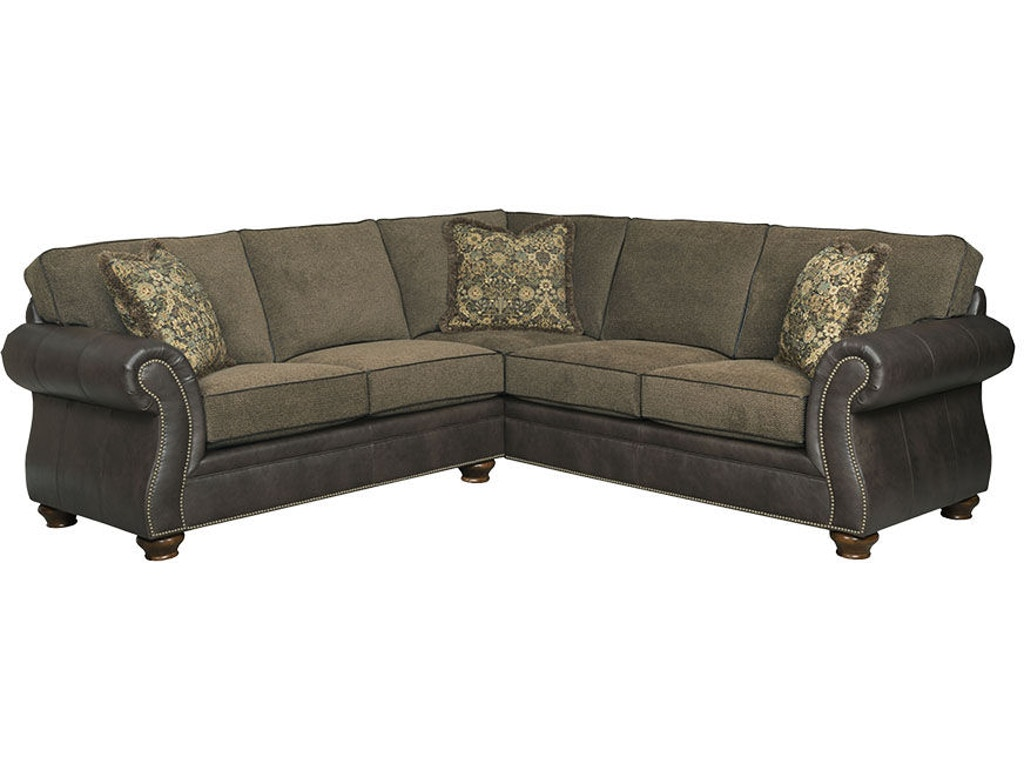 Broyhill Living Room Laramie Sectional 5086 Sectional Quality Furniture Murfreesboro Tn
