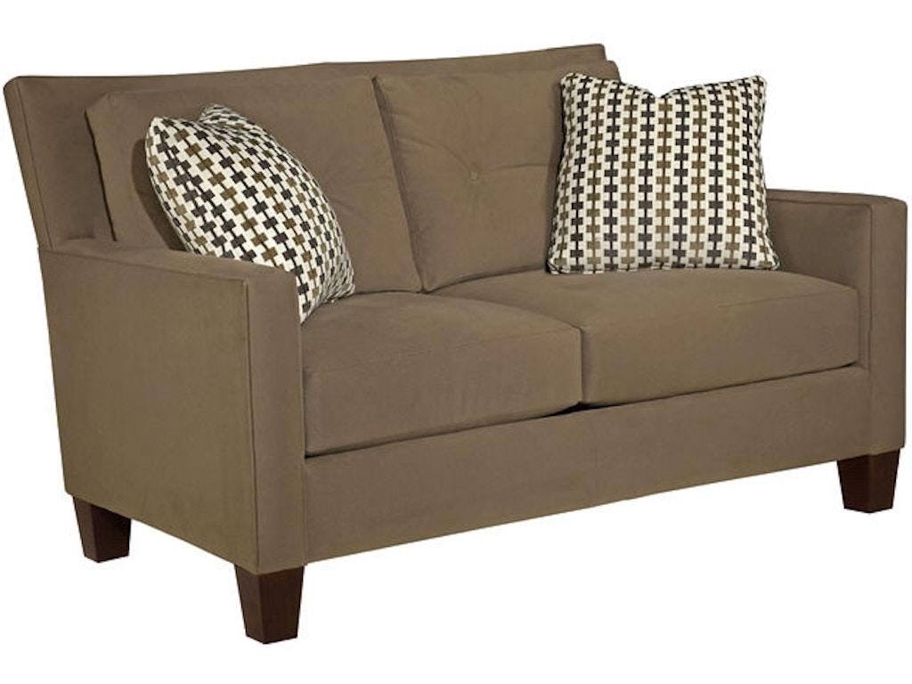 Broyhill Living Room Jevin Loveseat 6018 1 Quality Furniture Murfreesboro Tn