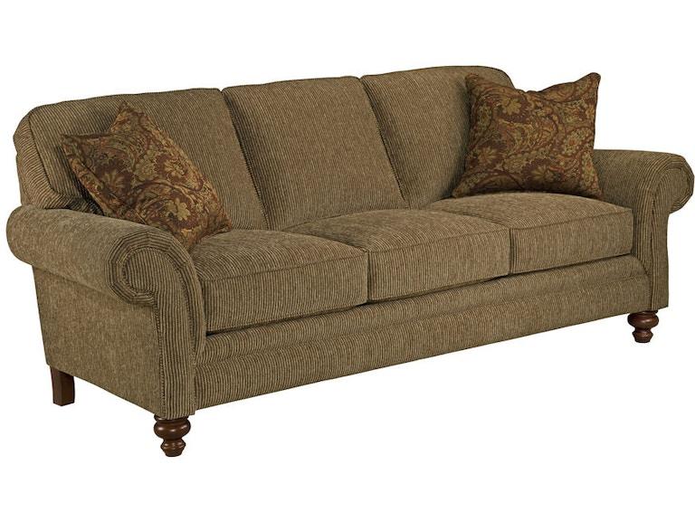 Broyhill Larissa Queen Air Dream Sleeper Sofa 6112 7a