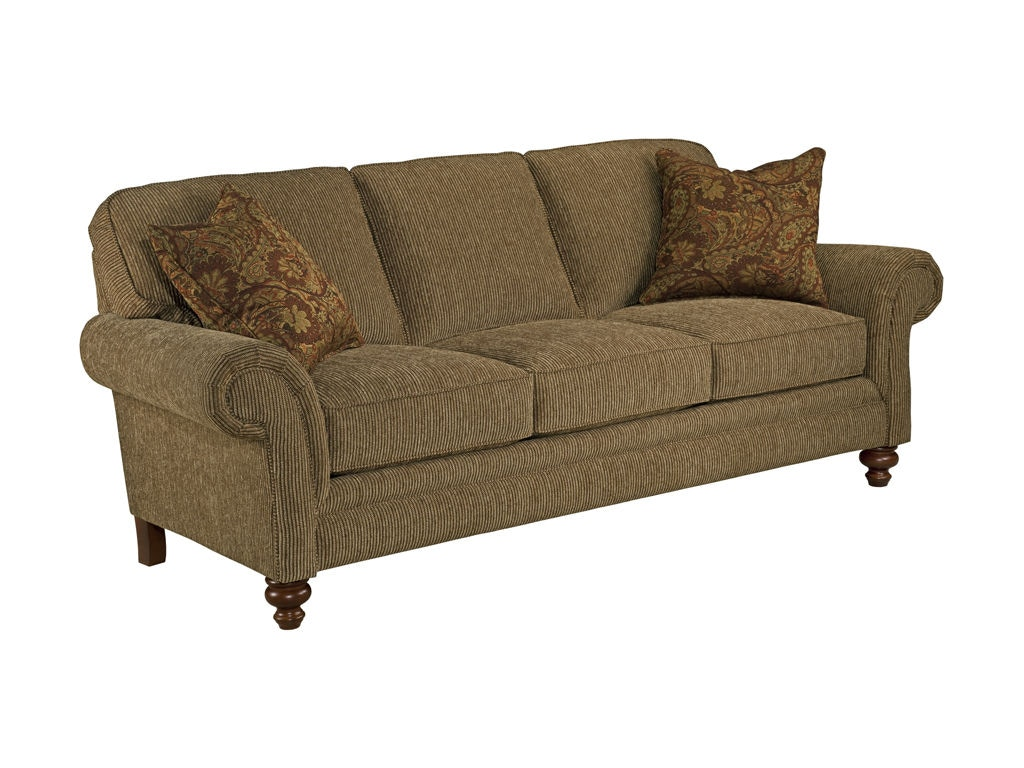 Charmant Broyhill Larissa Queen IREST Sleeper Sofa 6112 7M