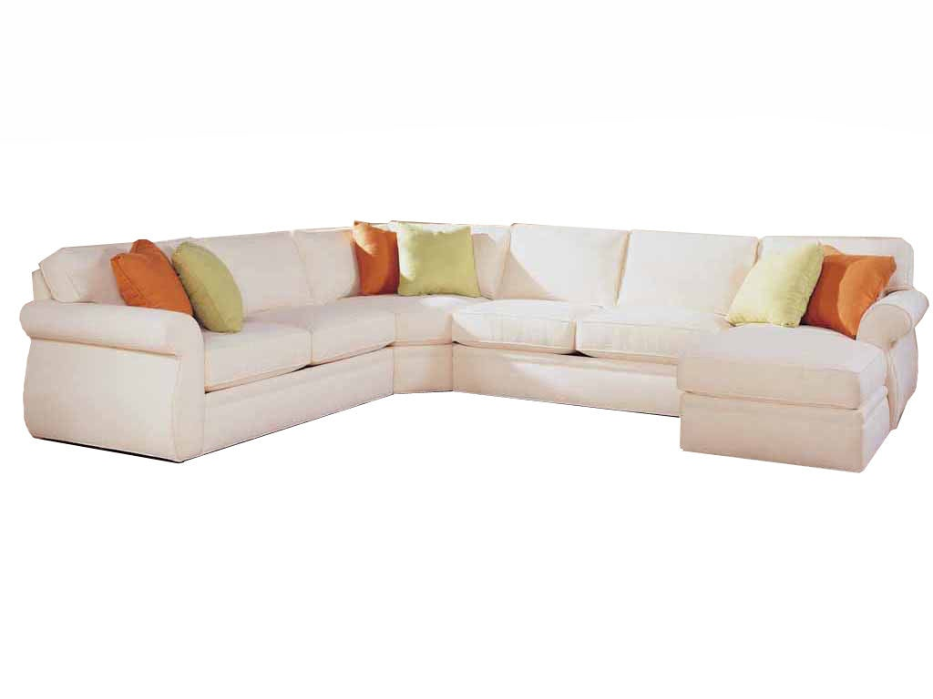 Broyhill Veronica Sectional 6170-6171 Sectional  sc 1 st  Hickory Furniture Mart : broyhill sectional veronica - Sectionals, Sofas & Couches