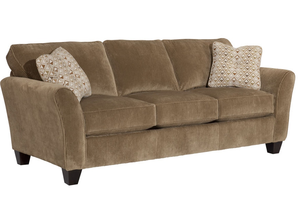 Broyhill living room maddie sofa 6517 3 eller and owens for Sofa eller couch