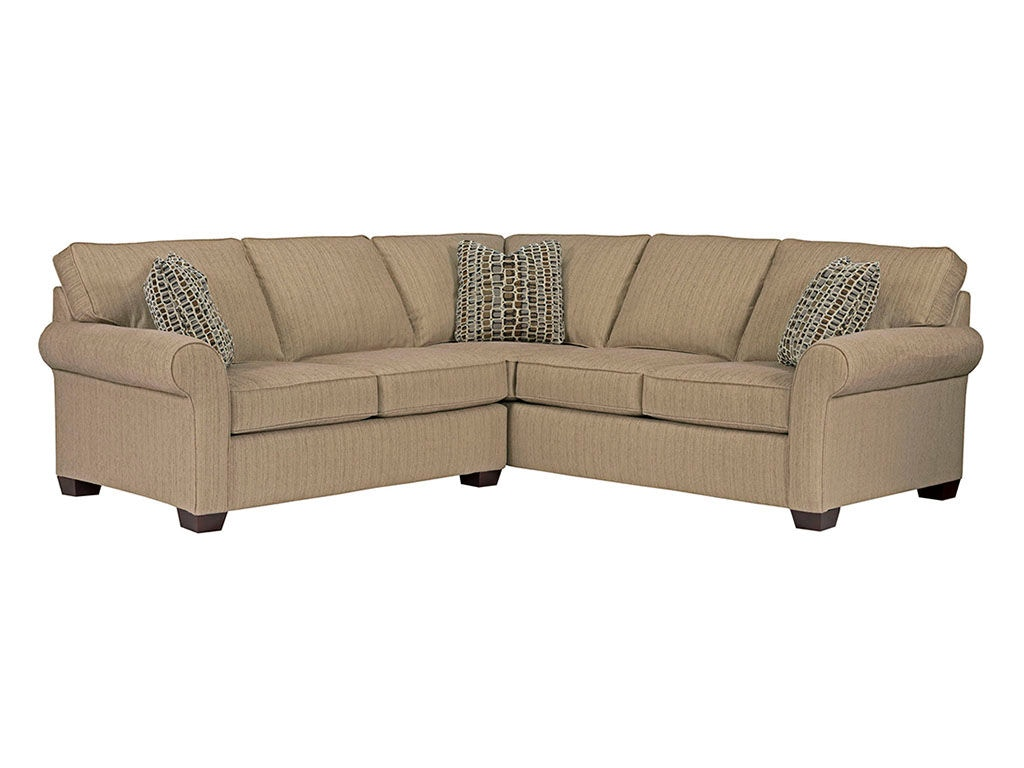 Broyhill Living Room Ethan Sectional 6627 Sectional