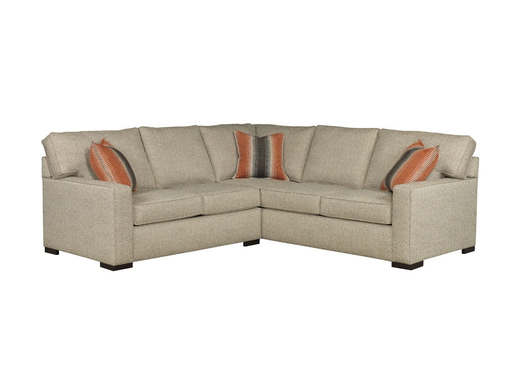 6636-Sectional  sc 1 st  Darbyu0027s Big Furniture : broyhill laramie sectional - Sectionals, Sofas & Couches