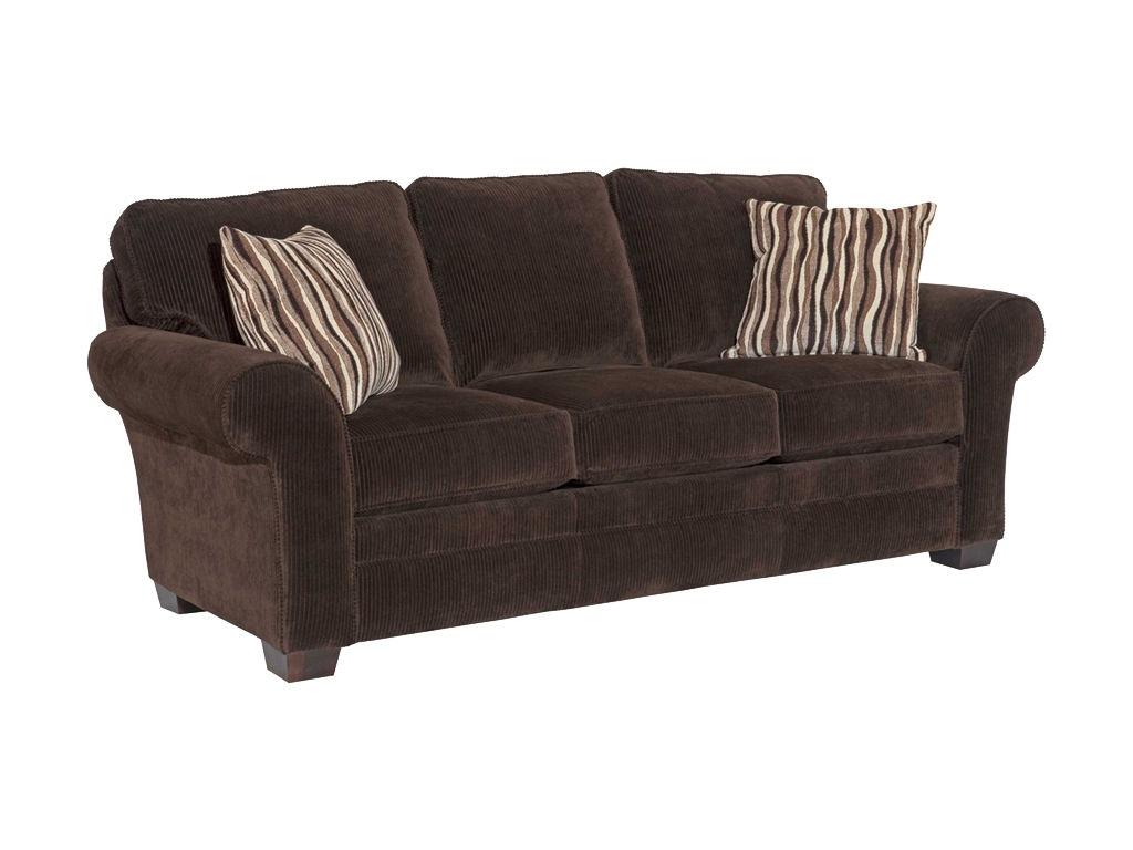 Broyhill Living Room Zachary Sofa 7902 3 Warehouse