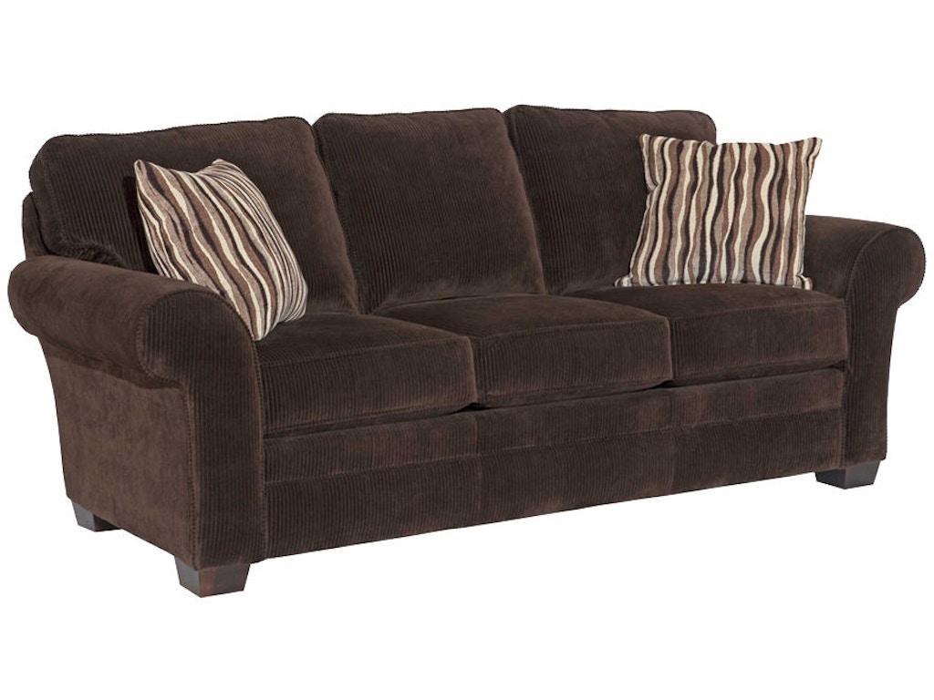 Broyhill Living Room Zachary Sofa 7902 3 Kiser Furniture