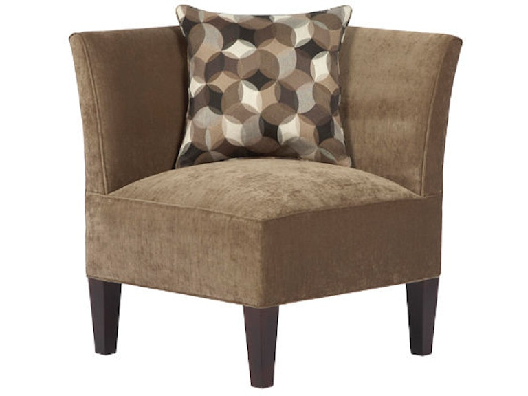 Broyhill living room caitlyn raf corner chair 9026 0 for Broyhill caitlyn chaise