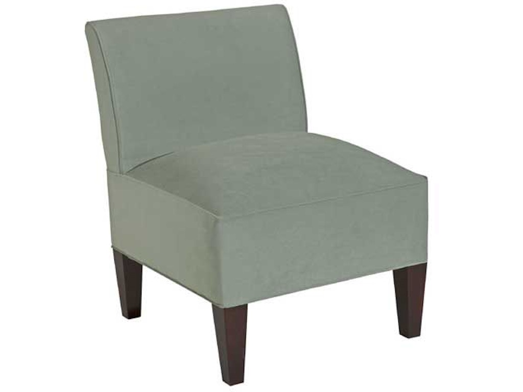 Broyhill living room caitlyn armless chair 9026 2 indian for Broyhill caitlyn chaise